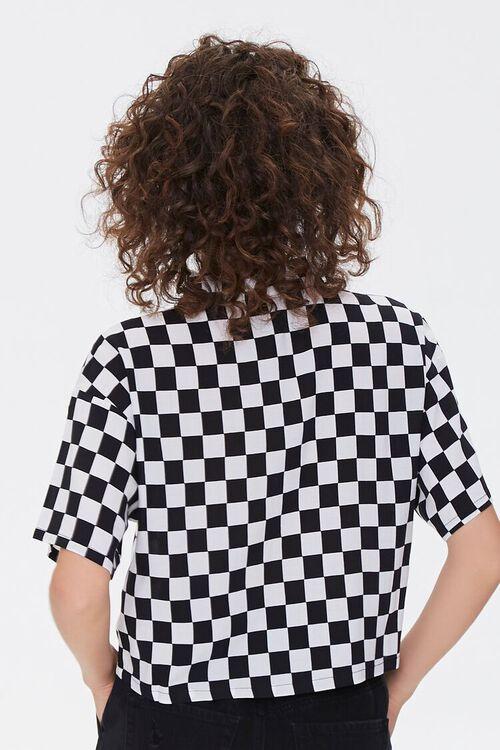 Checkered Print Shirt, image 3
