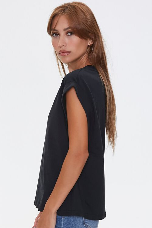 Cotton Muscle Tee, image 2