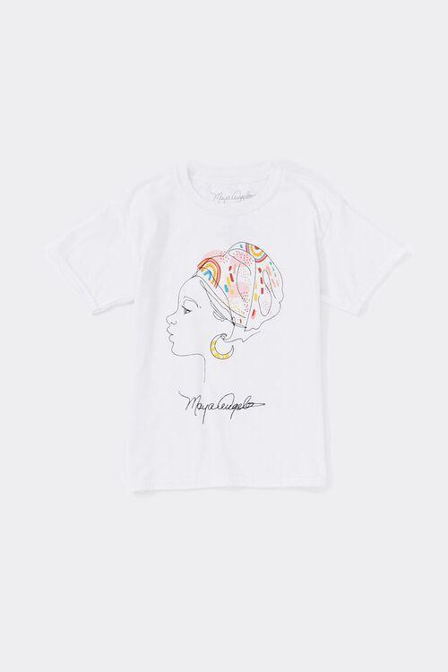 Girls Maya Angelou Graphic Tee (Kids), image 1