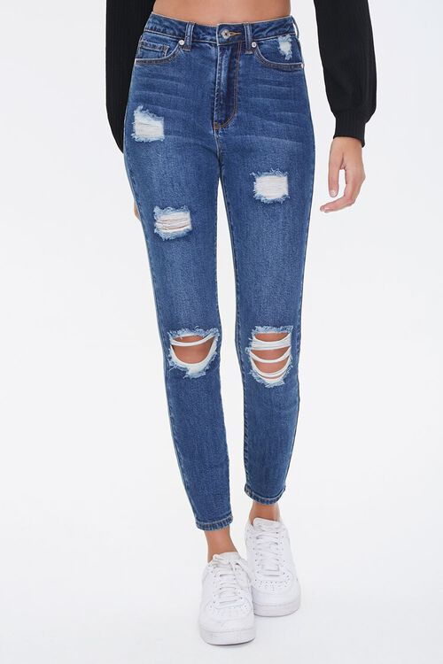 Curvy-Fit High-Rise Jeans, image 2