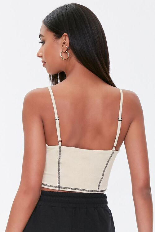 Bustier Cropped Cami, image 3
