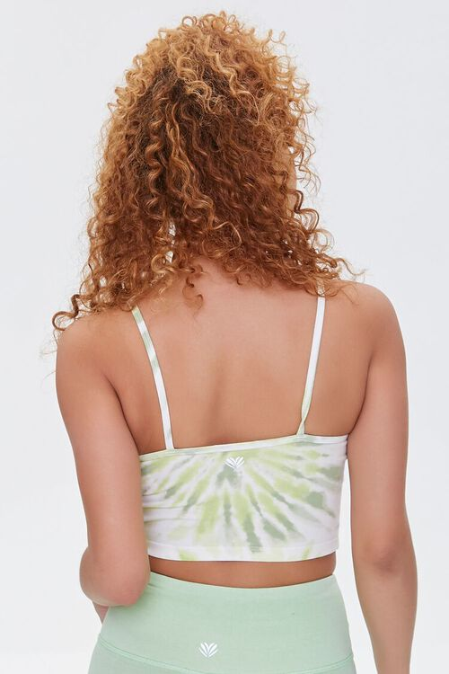 Active Tie-Dye Cropped Cami, image 3