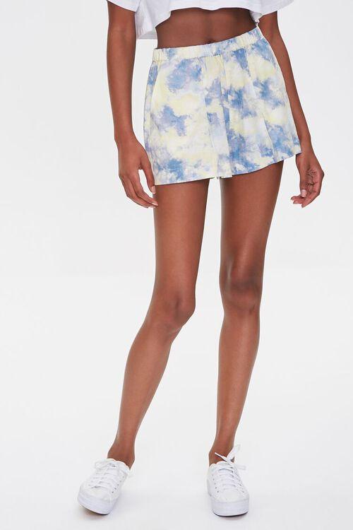 Tie-Dye Wash Shorts, image 2