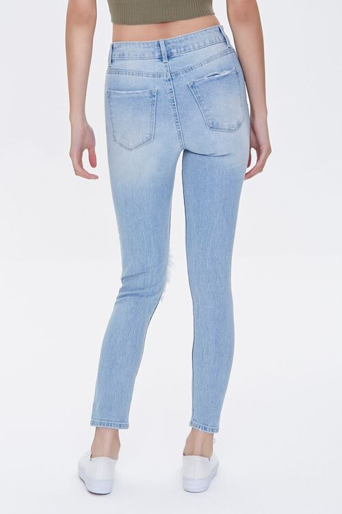Recycled High-Rise Skinny Jeans, image 3