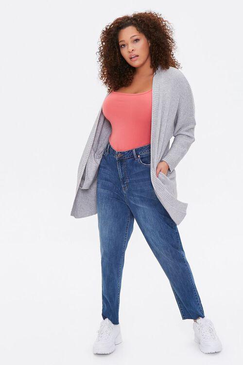 Plus Size Cardigan Sweater, image 4