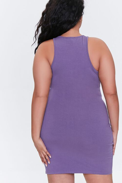 Plus Size Bodycon Tank Dress, image 3