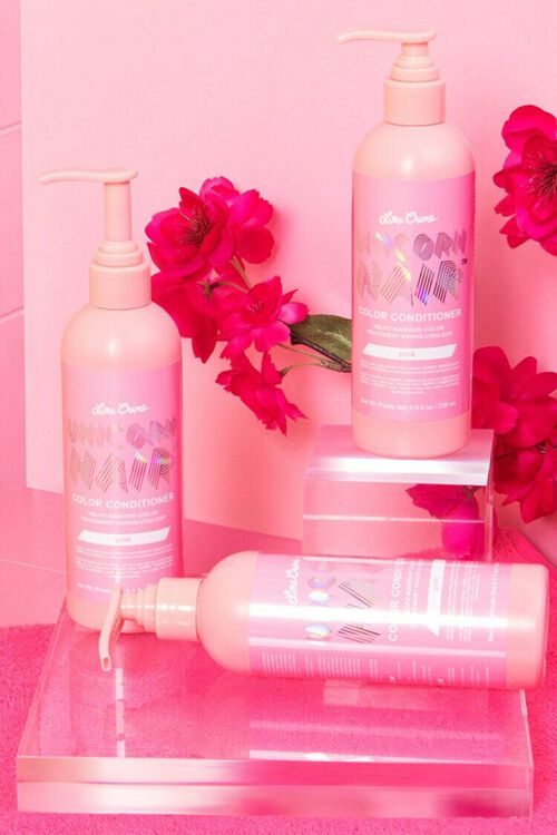 PINK Unicorn Hair Color Conditioner, image 4