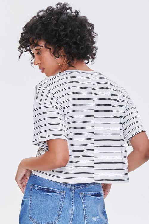 Striped Boxy Tee, image 3
