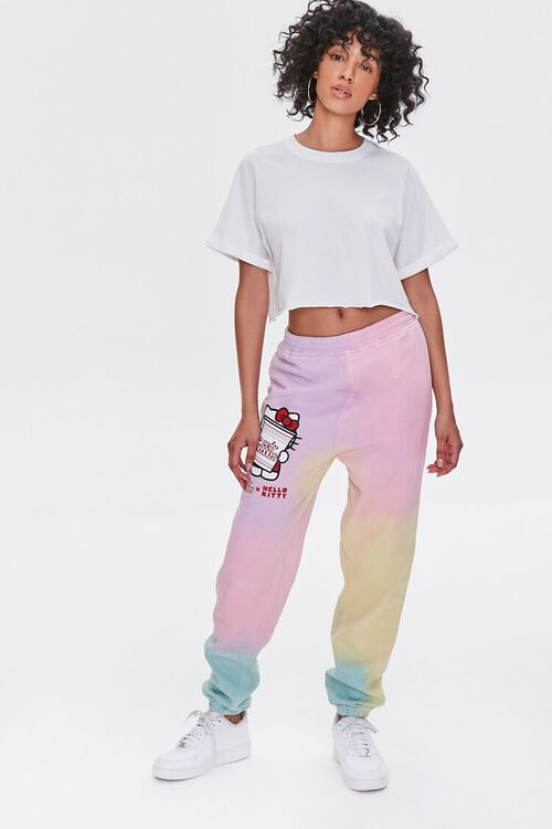 Cup Noodles x Hello Kitty Joggers, image 1