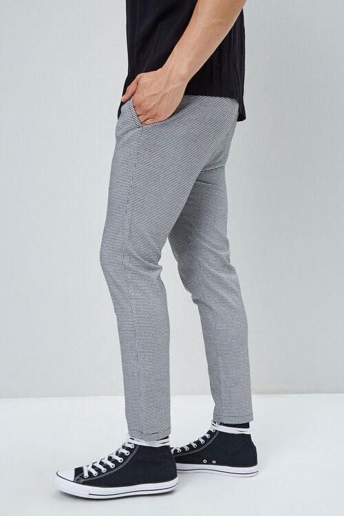 Houndstooth Drawstring Pants, image 3