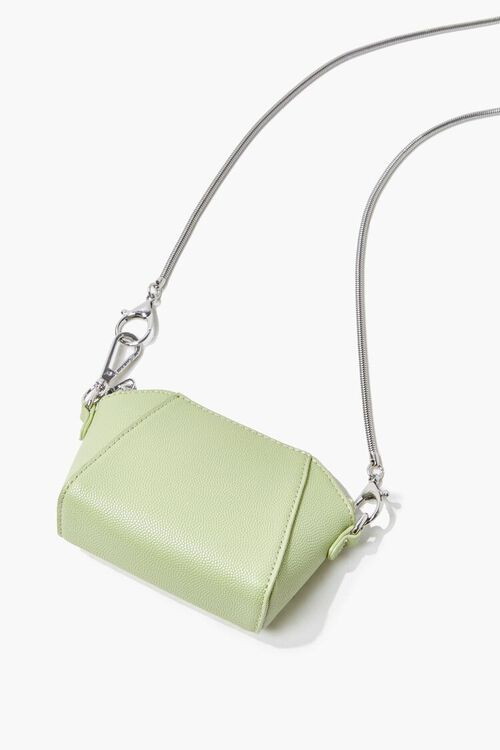 MINT Faux Leather Crossbody Bag, image 5