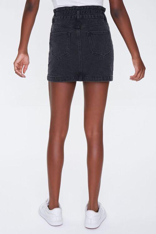 Denim Mini Skirt, image 4