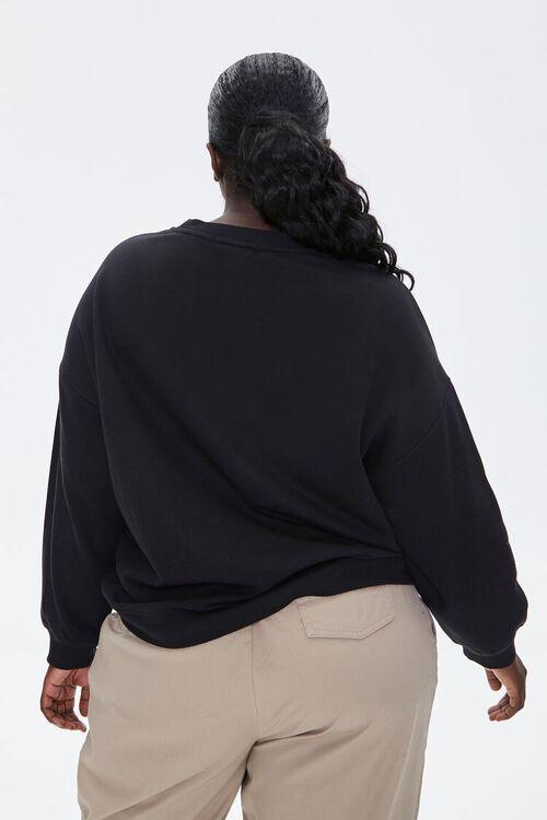 Plus Size Rock N Roll Sweatshirt, image 4