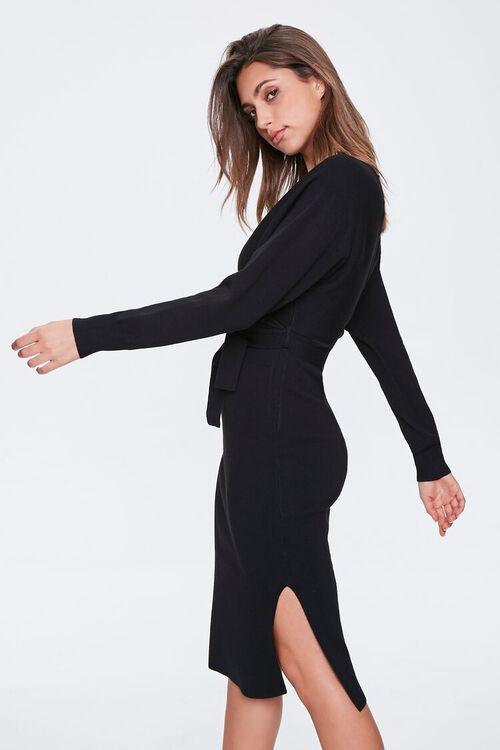 Surplice Wrap Dress, image 2