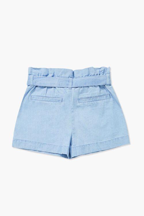 Girls Paperbag Shorts (Kids), image 2