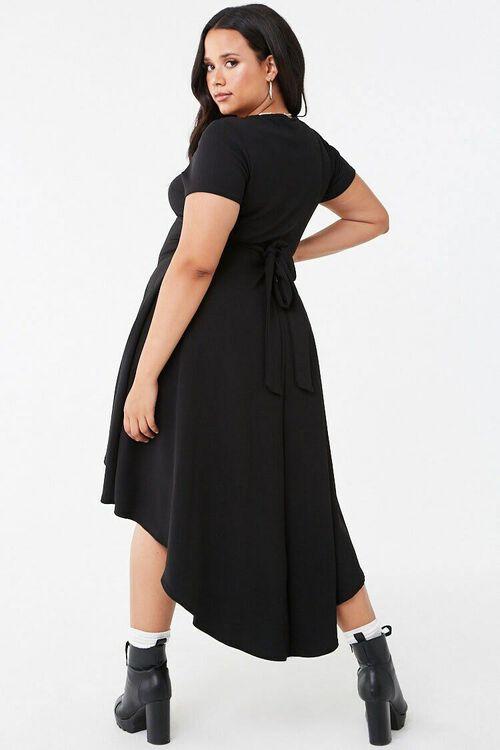 Plus Size High-Low Dress, image 3