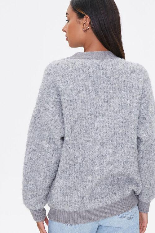 Brushed Cardigan Sweater, image 3