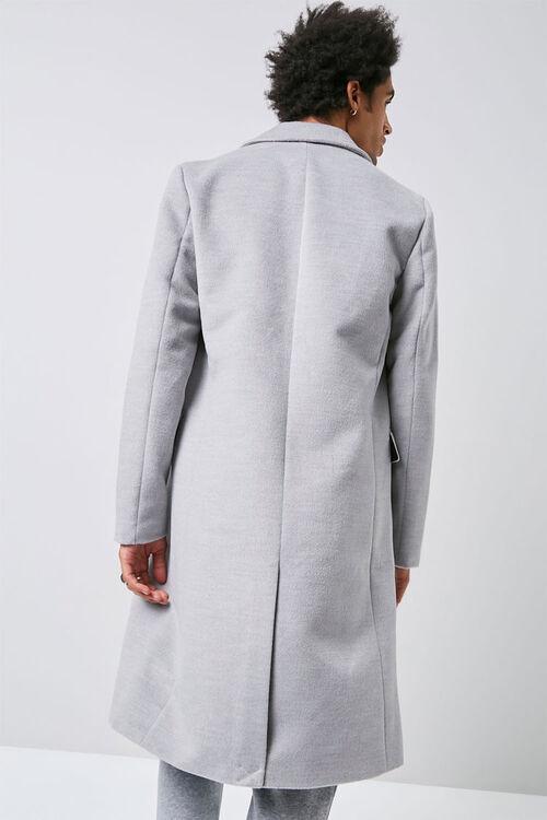 Notched Longline Coat, image 3