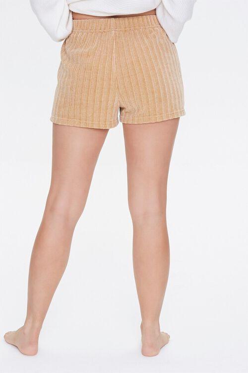 Chenille Pajama Shorts, image 4
