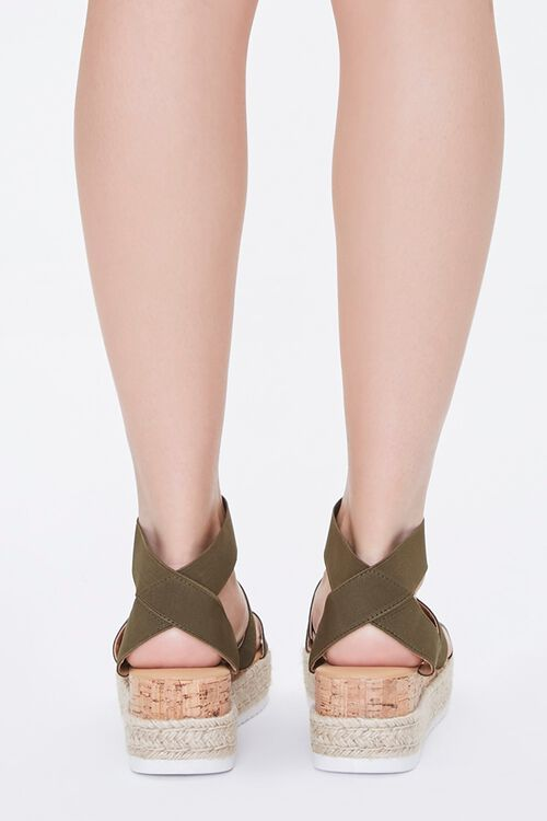 Espadrille Cork Sandals, image 4