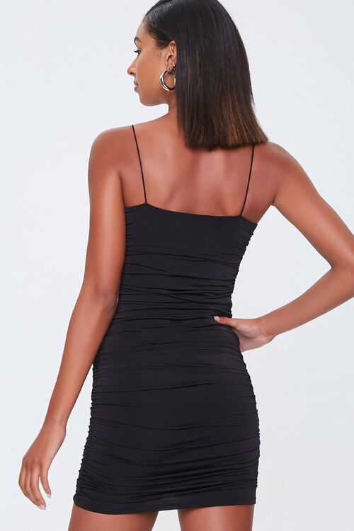 Ruched Bodycon Cami Dress, image 3