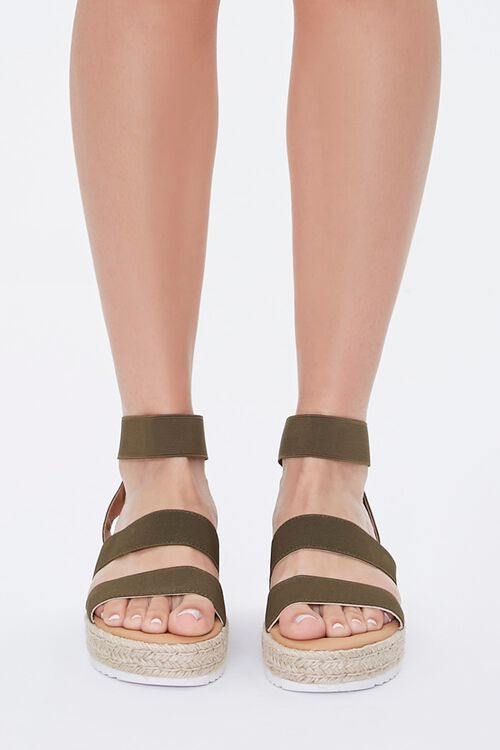 Espadrille Cork Sandals, image 3