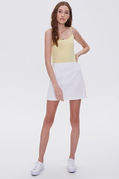 Basic Organically Grown Cotton Cami, image 4