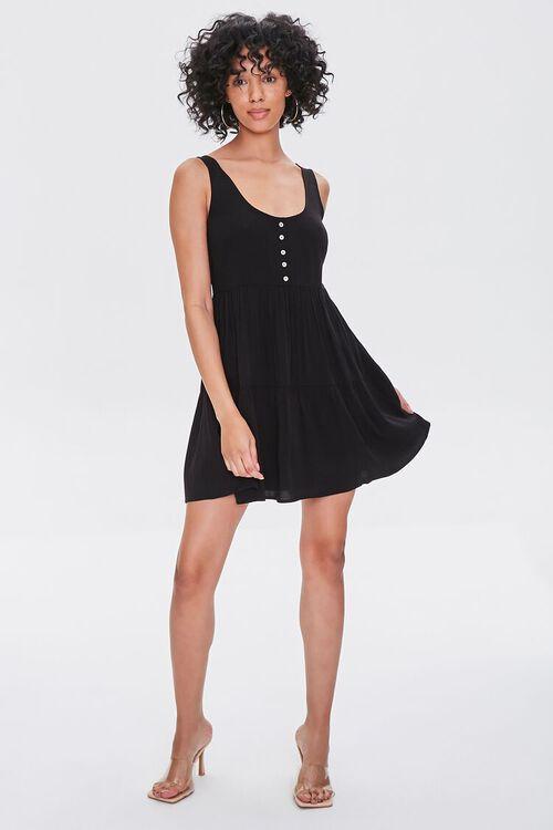 Tiered Mini Dress, image 4