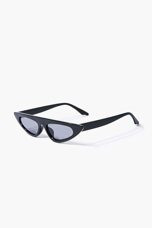 Thin Cat-Eye Sunglasses, image 2