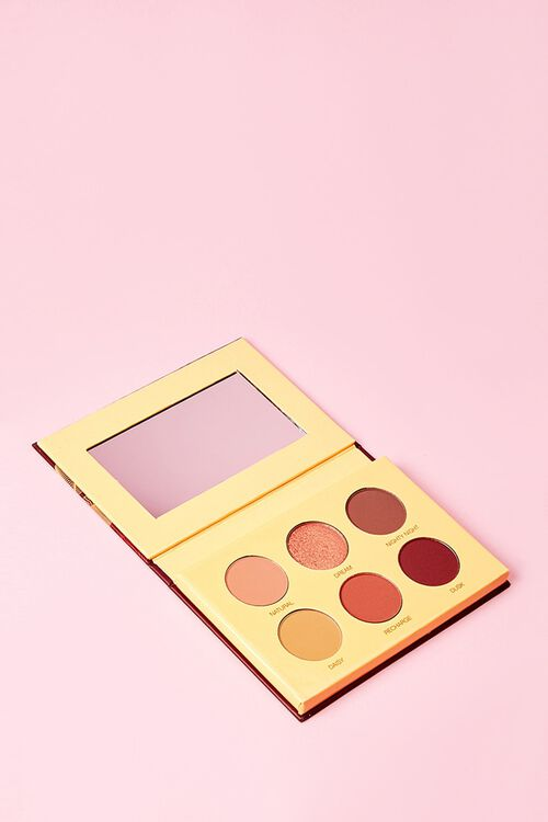 Beauty Rust Eyeshadow Palette, image 1