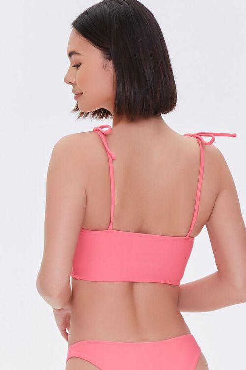 Tie-Strap Bikini Top, image 3