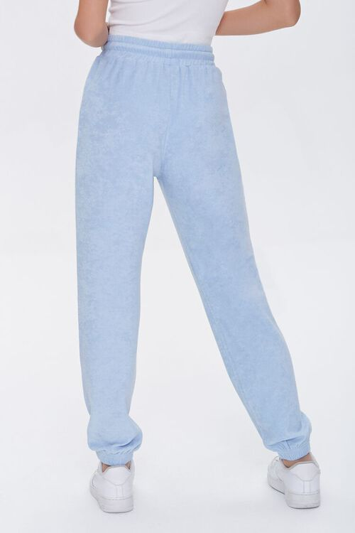 Cotton-Blend Drawstring Joggers, image 4