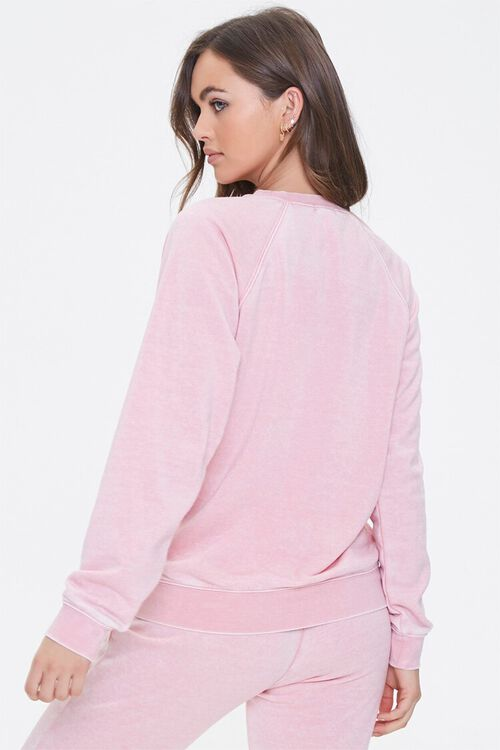 PINK Raglan Pajama Top, image 3