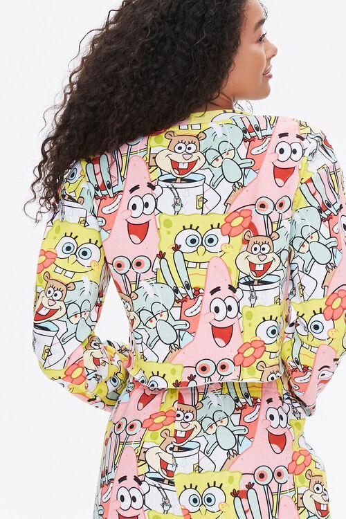 SpongeBob SquarePants Print Pullover, image 3