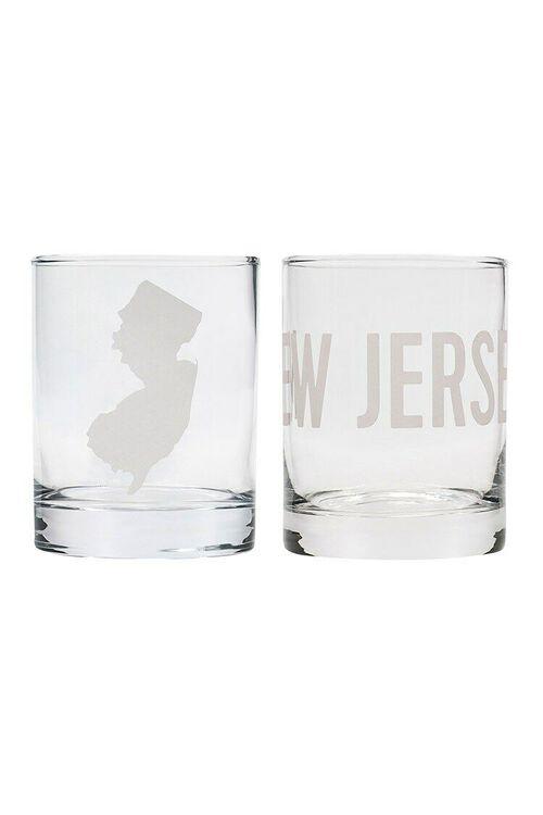 New Jersey Rock Glass Set, image 1