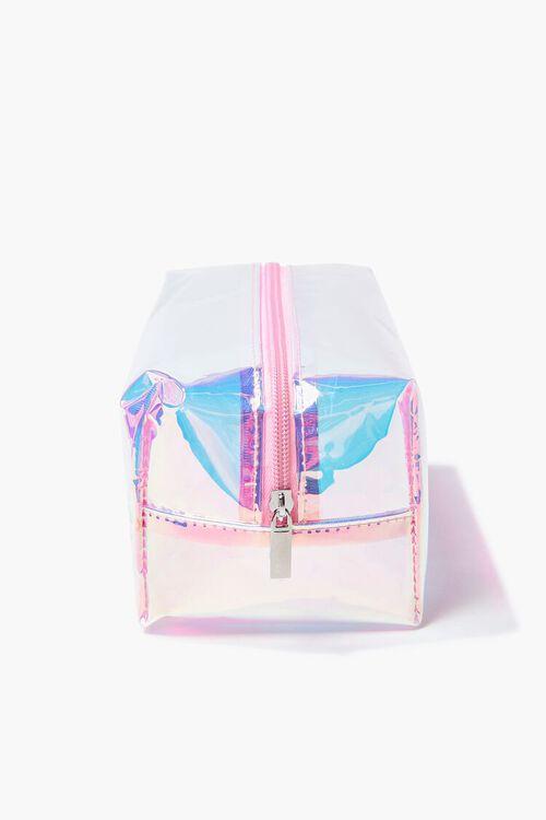 Iridescent Zip-Up Bag, image 3