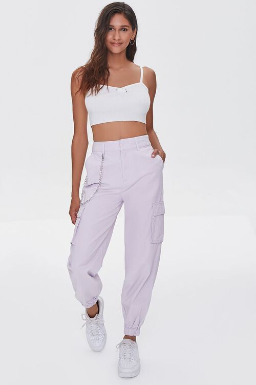 The Lonydn Chained Cargo Pants, image 1