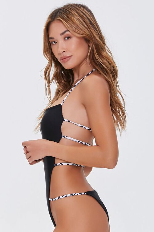 Strappy One-Piece Swimsuit, image 2