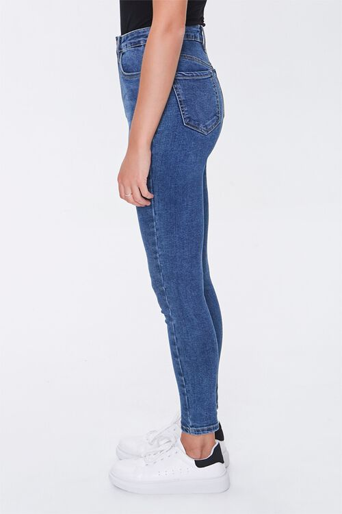 Petite High-Rise Skinny Jeans, image 3