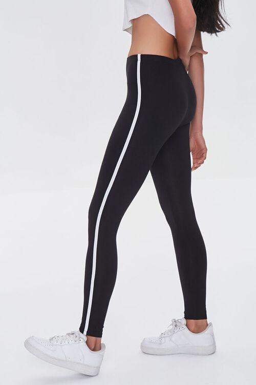 Side-Striped Leggings, image 3