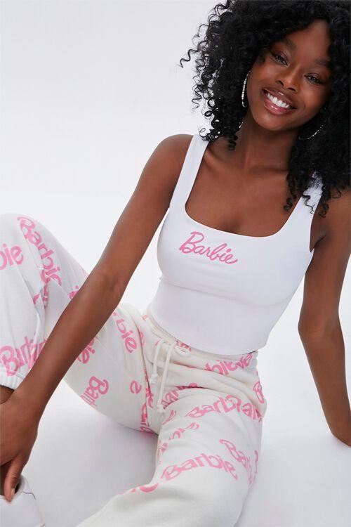 Barbie™ Graphic Crop Top, image 1