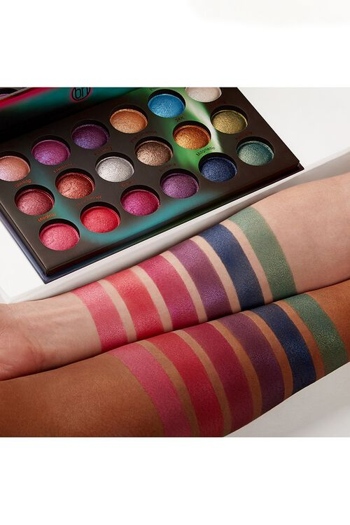Aurora Lights - 18 Color Baked Eyeshadow Palette, image 5