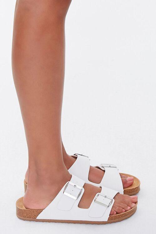 Buckled Platform Sandals, image 2