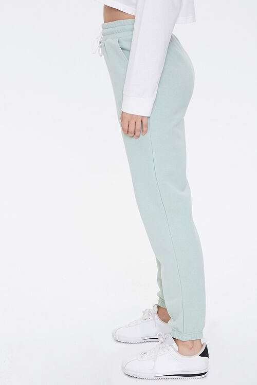 French Terry Drawstring Pants, image 3