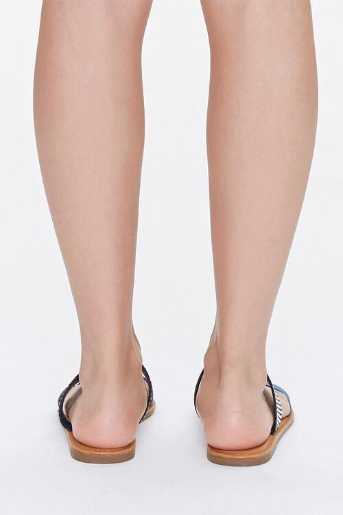 Dual-Strap Slip-On Sandals, image 3