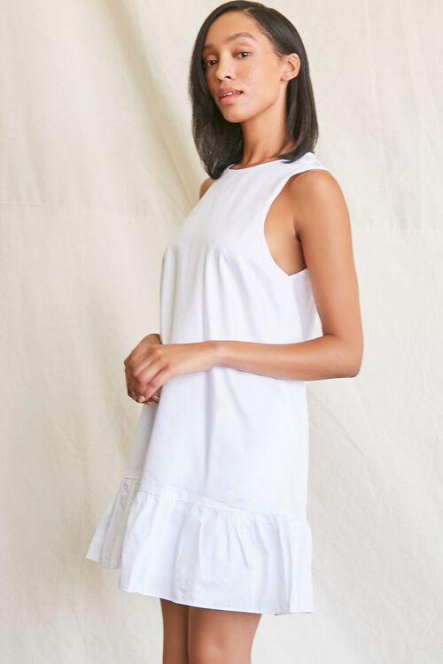 Flounce-Hem Swing Dress, image 1