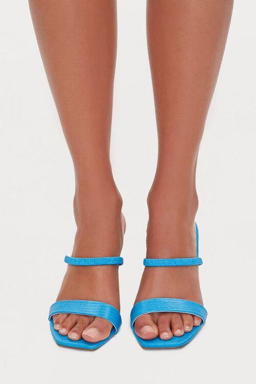 Square-Toe Stiletto Heels, image 4