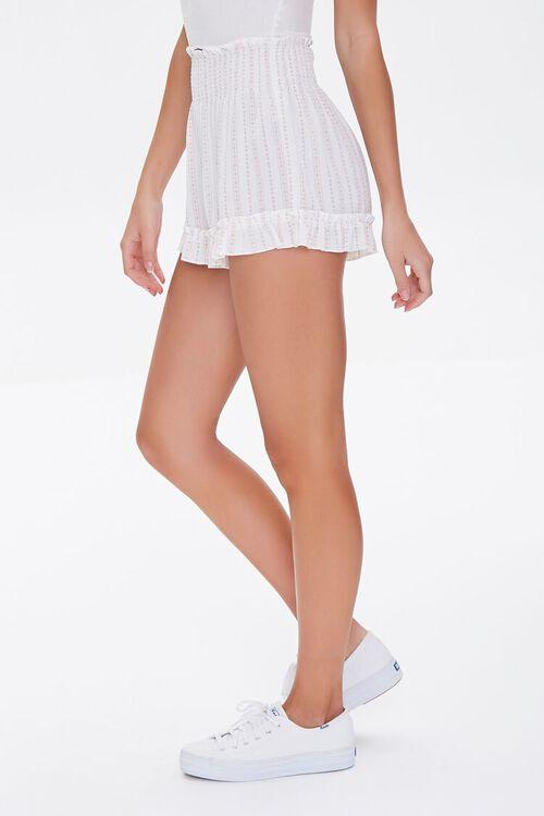 Ornate Ruffle-Trim Shorts, image 3
