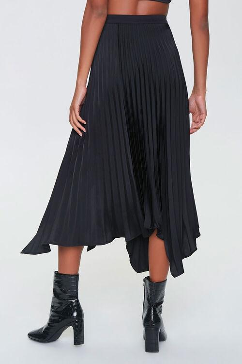 Pleated Accordion Midi Skirt, image 4