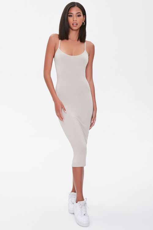 Lace-Up Bodycon Dress, image 4